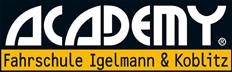 ACADEMY Fahrschule Igelmann & Koblitz - Logo